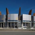 Estadio Fernando Buesa Arena en Vitoria