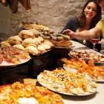 Gastronomía de Euskadi-Los Pinchos